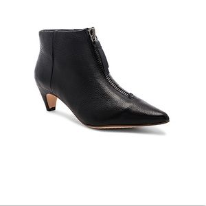 NWT Splendid Bootie Black Leather